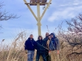 Great job by the DPW crew who built and installed the Osprey nesting platform.