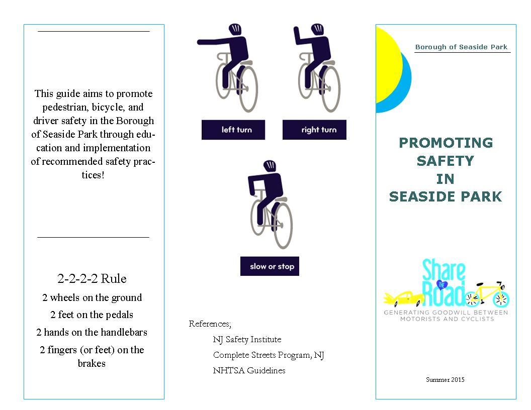Bike Pamphlet 1