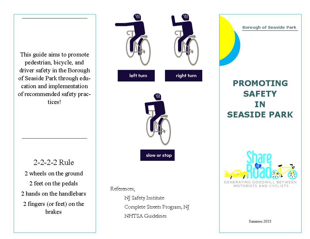 Bike Pamphlet 1