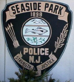 Seaside Park Police Department shield
